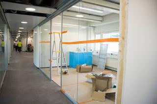 UX-studio rakentuu 5. kerrokseen