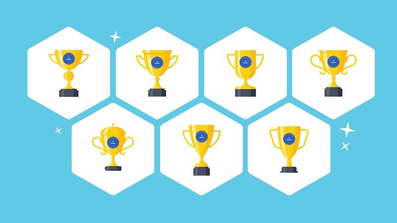 7 time Atlassian Partner of the year winner