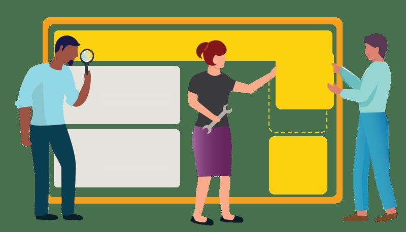 Continuous Validation in service development Hero Transparent
