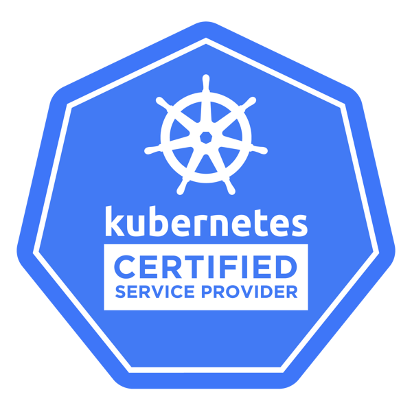 Kubernetes Certified Service Provider Logo