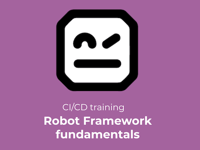 robot framework square