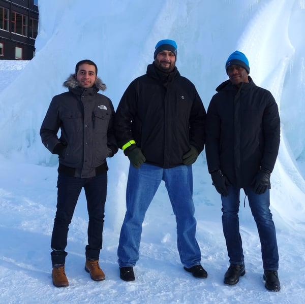 oslo team snow