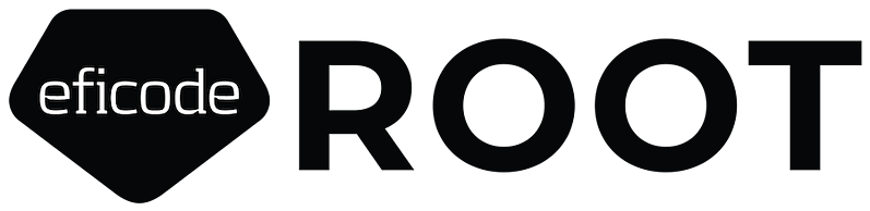 Root Logo ROOT Transparent