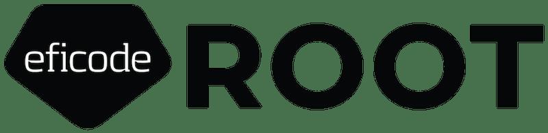 Root Logo ROOT Transparent