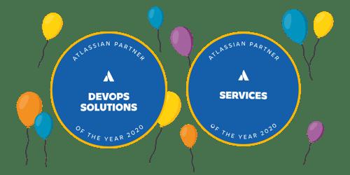 Eficode voitti kaksi Atlassianin kansainvälistä palkintoa: Vuoden DevOps-kumppani ja Vuoden kumppani Atlassian-palveluissa