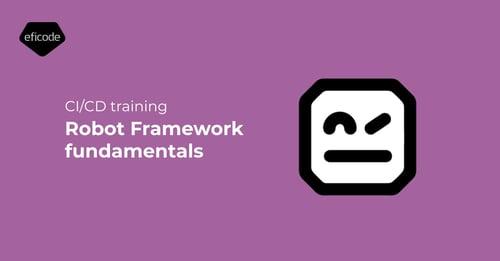 Robot Framework fundamentals1