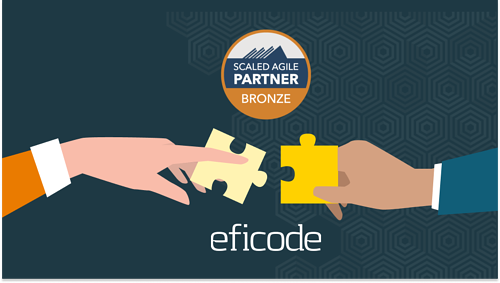 Eficode joins the Scaled Agile Partner Network