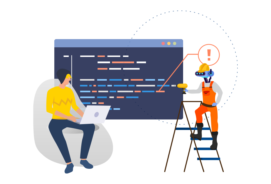 application management blog - How to write better code with linting, formatting, and analysis tools