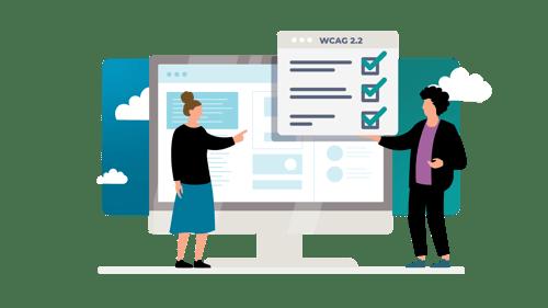 Mitä uutta on WCAG 2.2 -saavutettavuusohjeistossa?