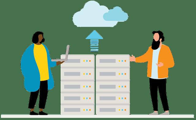 cloud migration illustration trans