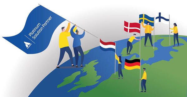Eficode is an Atlassian Platinum Solution Partner in 5 countries: Germany, the Netherlands, Denmark, Sweden and Finland