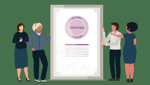 ISO certification Hero SK 08092020