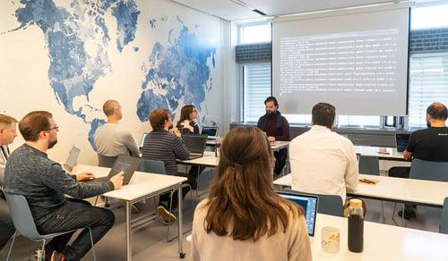 training-eficode-classroom-small