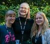 Siiri, Erika and Marilla