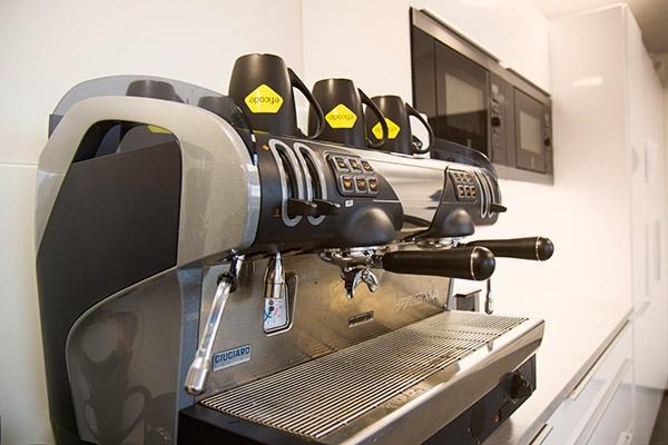 Eficode loves coffee
