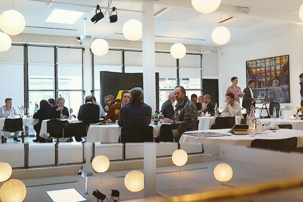 Eficode conference and events