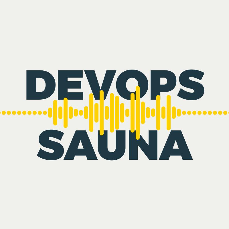 DevOps Sauna logo and title