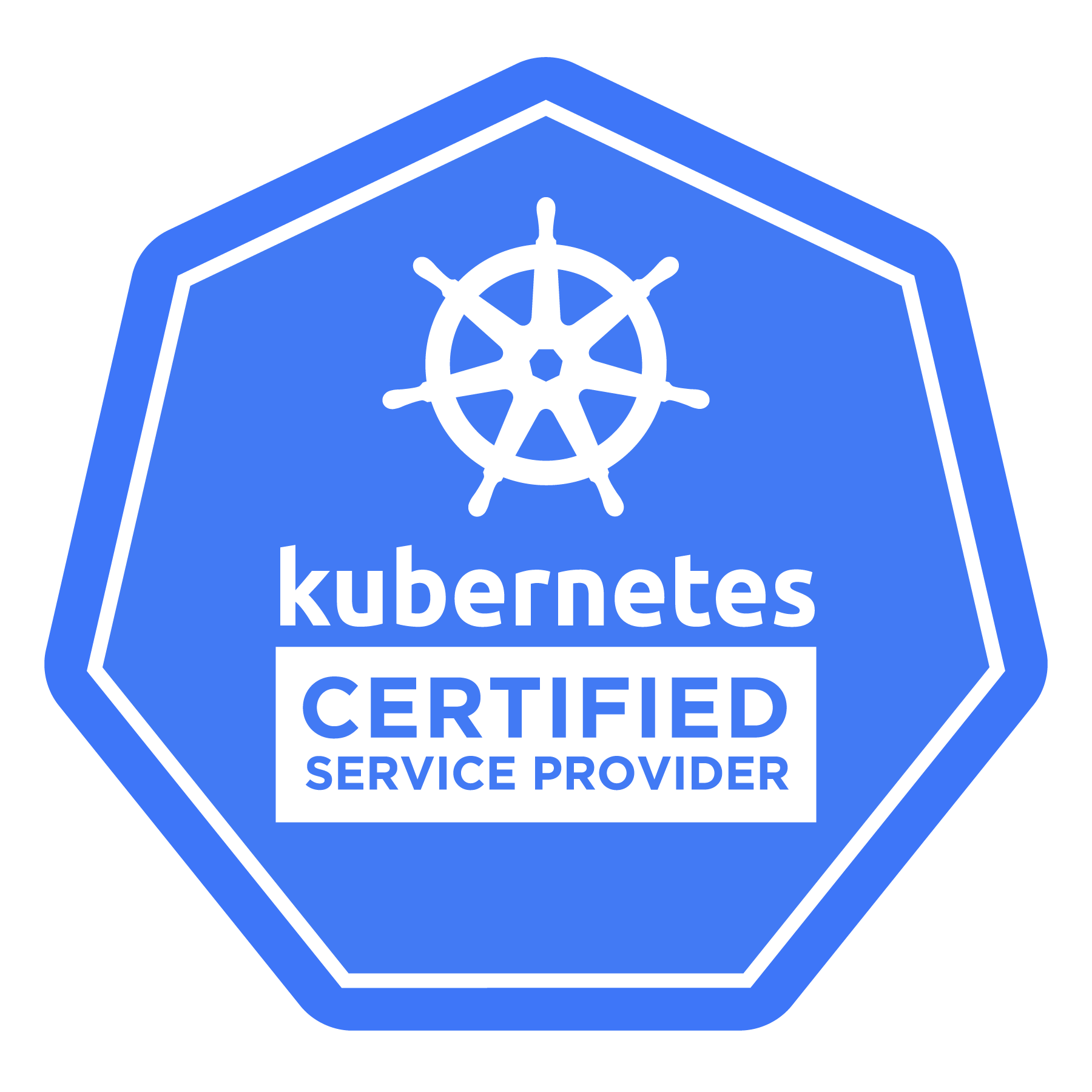 Kubernetes Certified Service Provider Logo