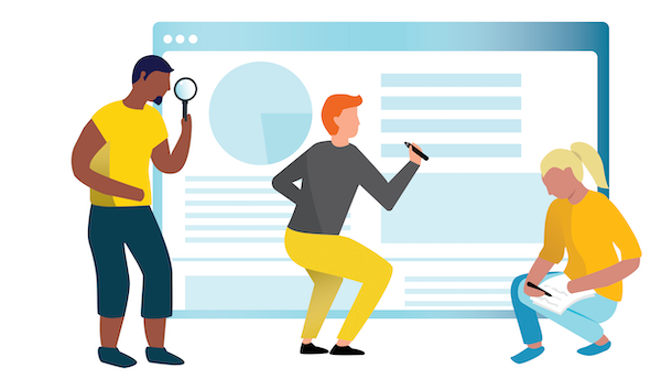 UX research, customer insight and accessibility Hero