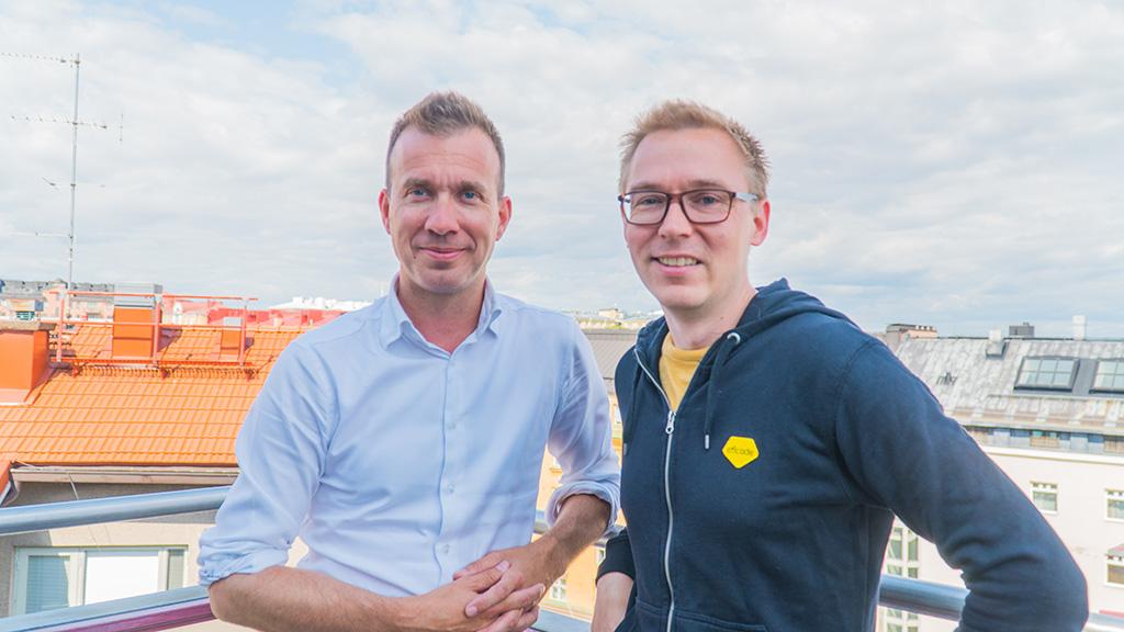 Ilari Nurmi & Risto Virkkala