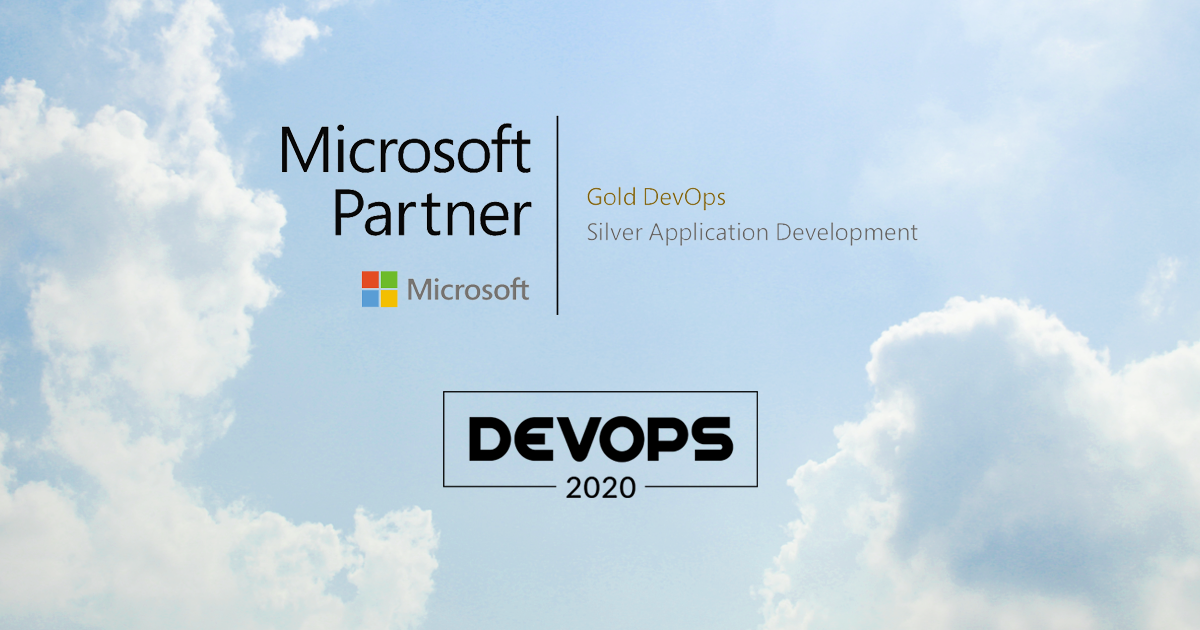Eficode is a Microsoft Gold Partner in DevOps and Microsoft is the event partner for DEVOPS 2020