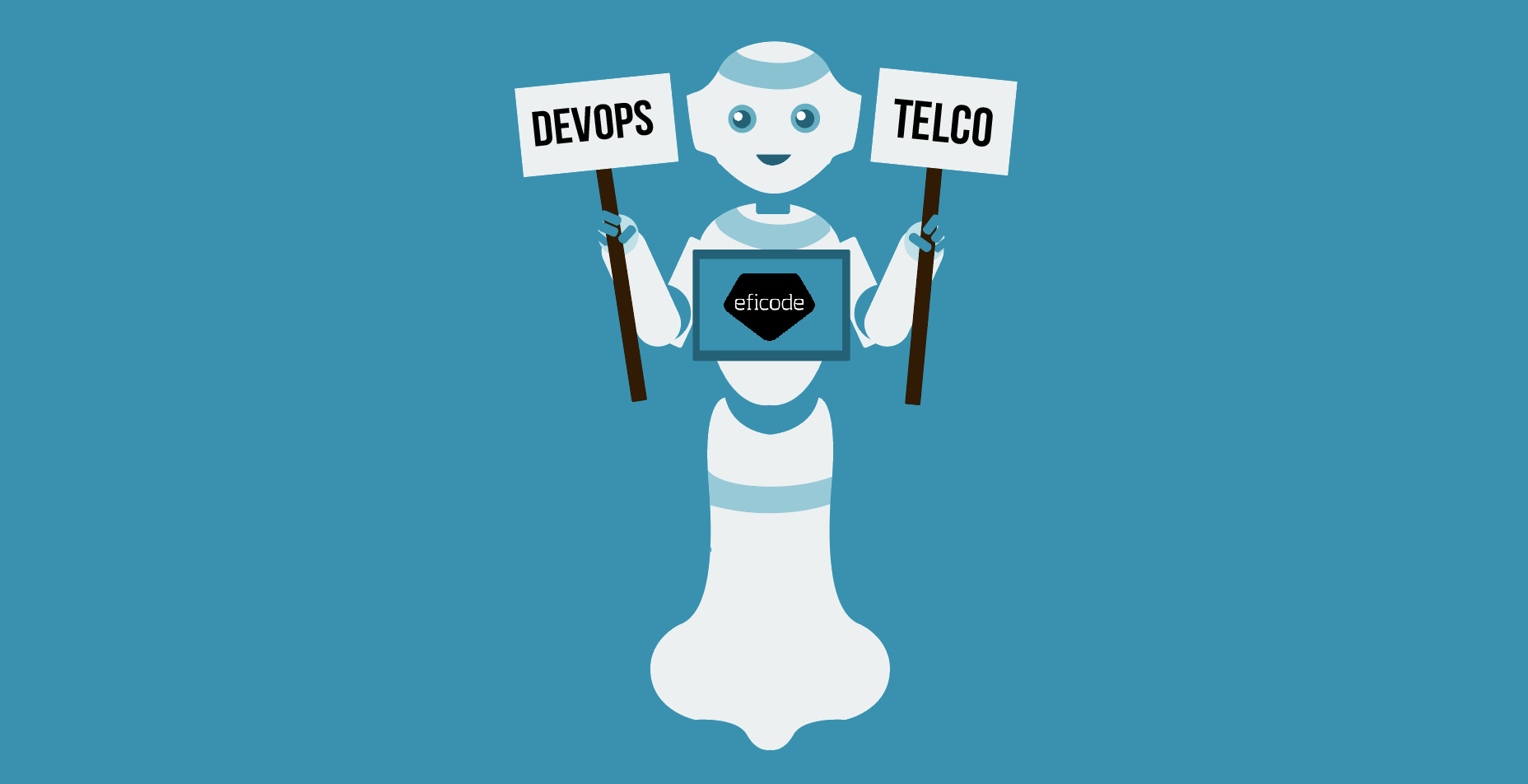 Telco and DevOps are a match made in automation heaven at Eficode!
