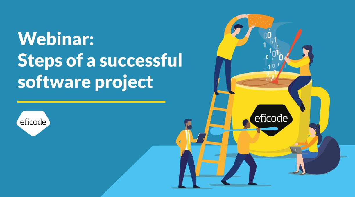 Steps of a successful software development